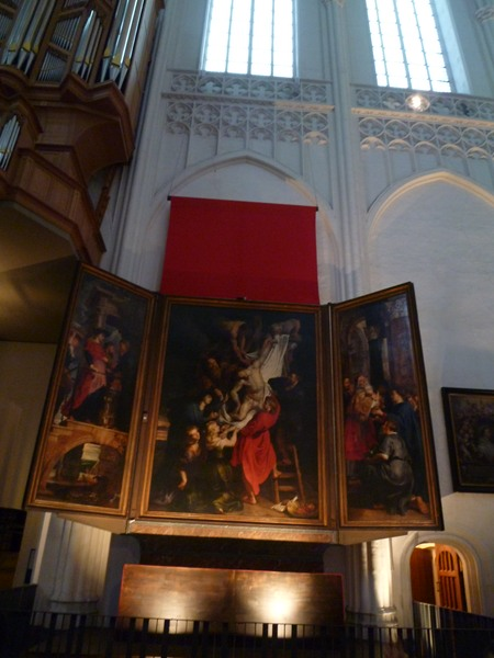 ルーベンスの祭壇画