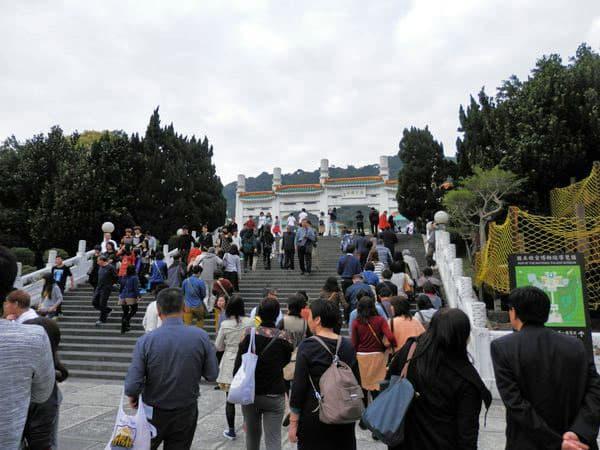 国立故宮博物院入口