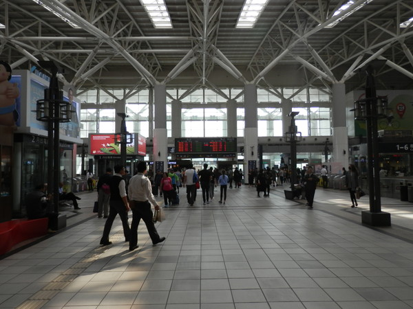 新左営駅1