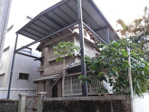 保存されている日本家屋