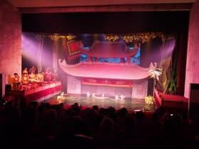 タン ロン水上人形劇場(ベトナム)