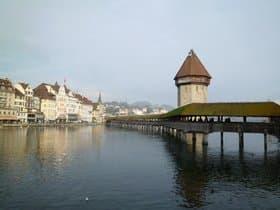カペル橋(スイス)