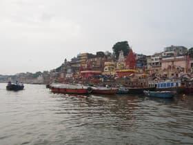アヒリヤー・ガート(インド)