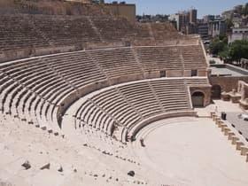 ローマ劇場(ヨルダン)