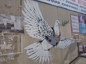ベツレヘムの壁(イスラエル)