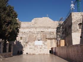 イエスキリスト生誕教会(イスラエル)