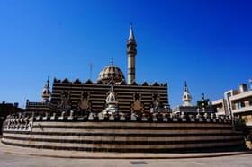アブーダルビッシュモスク(ヨルダン)