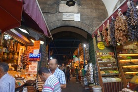 スパイスバザール(トルコ)