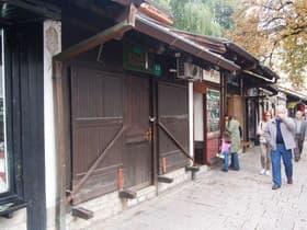 バシュチャルシヤ(ボスニア)