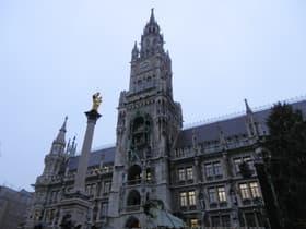 ミュンヘン新市庁舎(ドイツ)