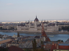 王宮の丘(ハンガリー)