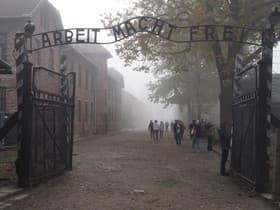 アウシュビッツ強制収容所(ポーランド)