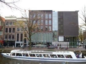 アンネフランクの家(オランダ)