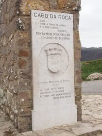 ロカ岬(ポルトガル)