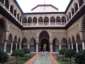 王宮アルカサル(スペイン)