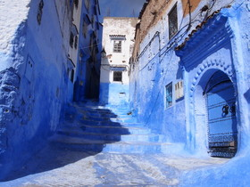 シャウエン(モロッコ)