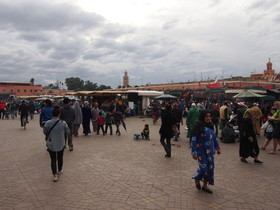 マラケシュ(モロッコ)