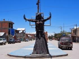 ウユニ(ボリビア)