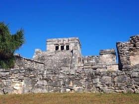 マヤ遺跡(メキシコ)