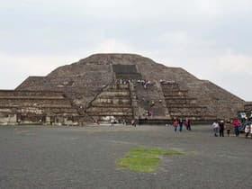 テオティワカン(メキシコ)