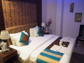 Arjun hotel(インド・デリー)--Stayinfo