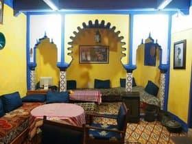 Casa Amina(モロッコ・シャウエン)--Stayinfo