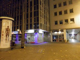 The corner hotel(ドイツ・フランクフルト)--Stayinfo