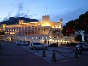 モナコ大公宮殿(モナコ)