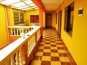 Hostel olas del titicaca(ボリビア・コパカバーナ)--Stayinfo