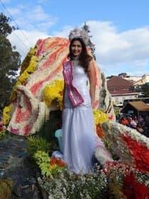 フラワーフェスティバルパレード(フィ...