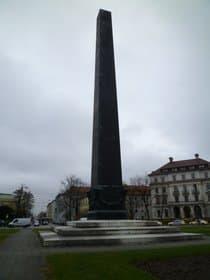Karolinenplatz(ドイツ)