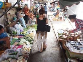 トレインマーケット(タイ)