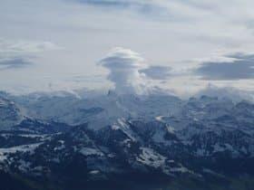 ピラトゥス山(スイス)