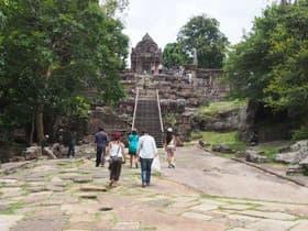プレアヴィヒア天空寺院(カンボジア)