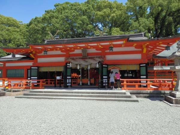熊野速玉大社拝殿