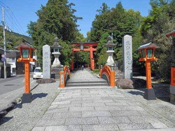 熊野速玉大社入口