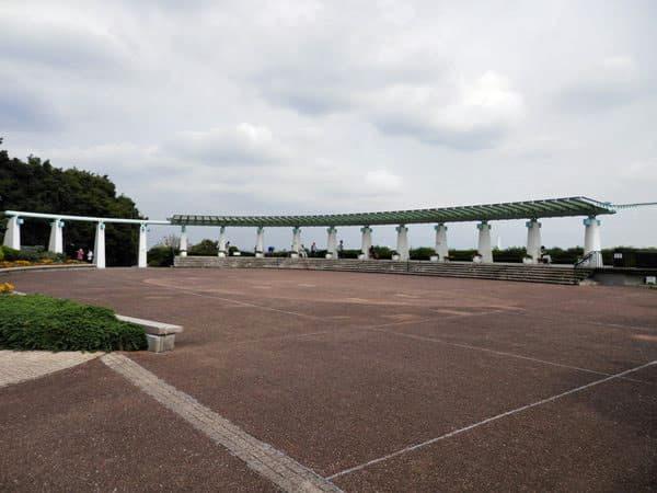 港の見える丘展望台