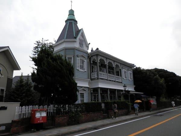 洋風の建物