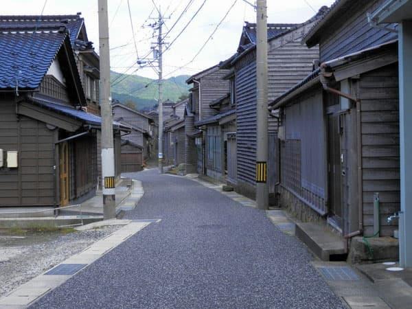 通りの景観