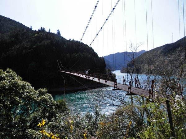 蔵王橋全景