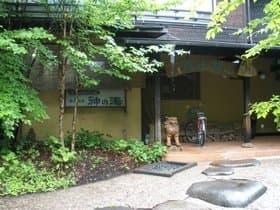 長野県 毒沢鉱泉 神の湯