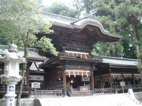 長野県 諏訪大社秋宮