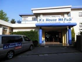 山梨県 河口湖 K's House Mt.Fuji