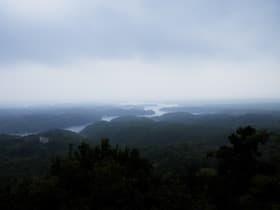 三重県 横山展望台
