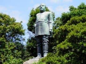 鹿児島県 西郷隆盛銅像
