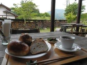 大分県 山のパン屋「むぎふく」