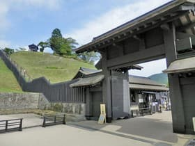 神奈川県 箱根関所