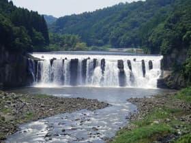大分県 沈堕の滝