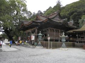 香川県 金毘羅さん「奥の院」