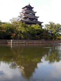 広島県 広島城